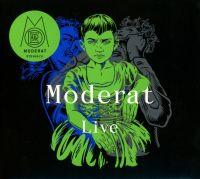 Cover Moderat - Live
