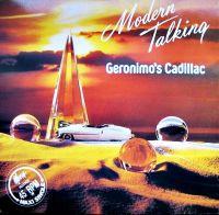 Cover Modern Talking - Geronimo's Cadillac