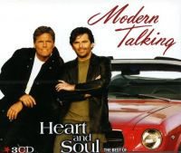 Cover Modern Talking - Heart And Soul - The Best Of