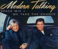Cover Modern Talking - Space Mix