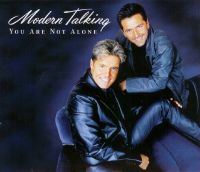 Cover Modern Talking - You Are Not Alone