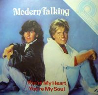Cover Modern Talking - You're My Heart, You're My Soul