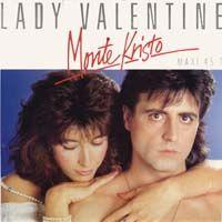 Cover Monte Kristo - Lady Valentine