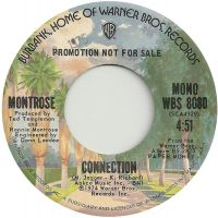 Cover Montrose - Connection