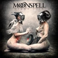 Cover Moonspell - Alpha noir