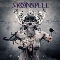 Cover Moonspell - Extinct