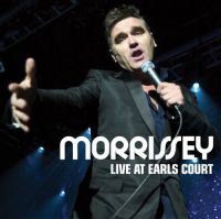 Cover Morrissey - Live At Earls Court