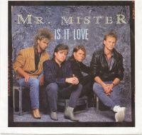 Cover Mr. Mister - Is It Love