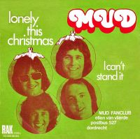 Cover Mud - Lonely This Christmas