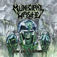 Cover Municipal Waste - Slime And Punishment