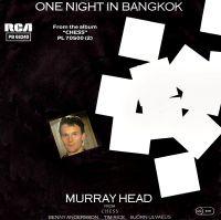 Cover Murray Head - One Night In Bangkok