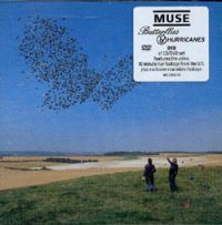 Cover Muse - Butterflies & Hurricanes