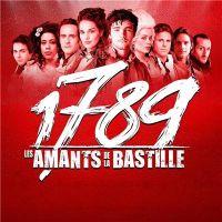 Cover Musical - 1789, Les Amants de la Bastille