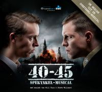 Cover Musical - 40-45: Spektakel-musical