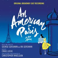 Cover Musical - An American In Paris - A New Musical