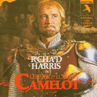Cover Musical - Camelot (Original 1982 London Cast)