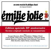 Cover Musical - Émilie Jolie - un conte musical de Philippe Chatel