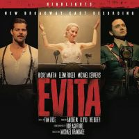 Cover Musical - Evita (Highlights - New Broadway Cast Recording)