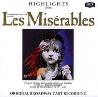 Cover Musical - Highlights From Les Misérables