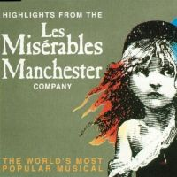 Cover Musical - Highlights From Les Misérables Manchester Company