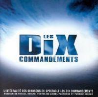 Cover Musical - Les dix commandements - L'intégrale