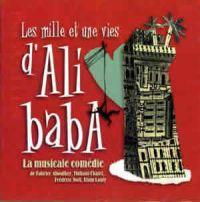 Cover Musical - Les mille et une vies d'Ali Baba