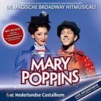 Cover Musical - Mary Poppins - Het Nederlandse Castalbum
