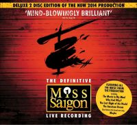 Cover Musical - Miss Saigon - The Definitive Live Recording