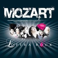 Cover Musical - Mozart - L'Opéra Rock