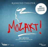 Cover Musical - Mozart! Das Musical - Gesamtaufnahme Live