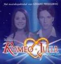 Cover Musical - Romeo & Julia - Van haat tot liefde