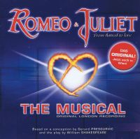 Cover Musical - Romeo & Juliet - From Hatred To Love