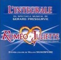 Cover Musical - Roméo & Juliette - L'intégrale