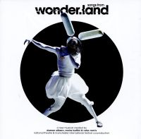 Cover Musical - Songs From Wonder.Land