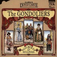 Cover Musical - The Gondoliers