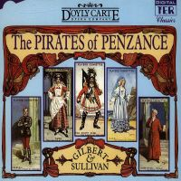 Cover Musical - The Pirates Of Penzance