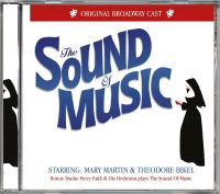Cover Musical - The Sound Of Music (Original Broadway Cast)