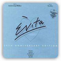 Cover Musical / Andrew Lloyd Webber - Evita