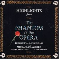 Cover Musical / Andrew Lloyd Webber - Highlights From The Phantom Of The Opera