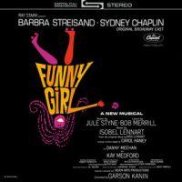 Cover Musical / Barbra Streisand / Sydney Chaplin - Funny Girl