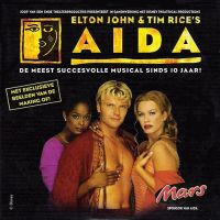 Cover Musical / Elton John & Tim Rice - Aida
