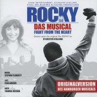 Cover Musical / Stephen Flaherty / Lynn Ahrens - Rocky - Fight From The Heart
