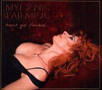 Cover Mylène Farmer - Avant que l'ombre...