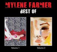 Cover Mylène Farmer - Best Of - Volume 1 / Volume 2