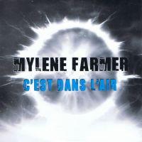 Cover Mylène Farmer - C'est dans l'air