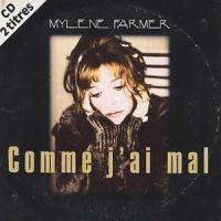 Cover Mylène Farmer - Comme j'ai mal