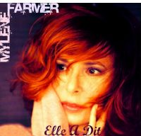 Cover Mylène Farmer - Elle a dit