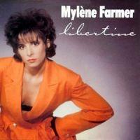 Cover Mylène Farmer - Libertine