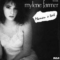 Cover Mylène Farmer - Maman a tort
