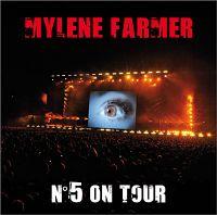 Cover Mylène Farmer - N°5 On Tour